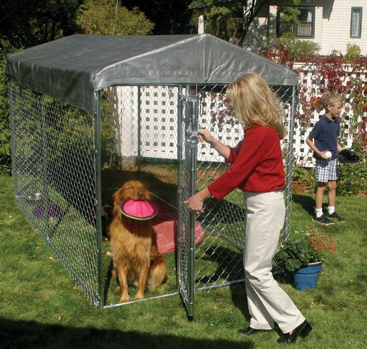 yard guard box kennel